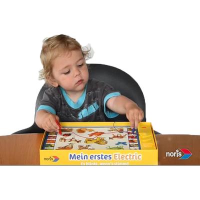 İlk Elektriğim Eşleştirme Oyunu - Mein Erstes Electric