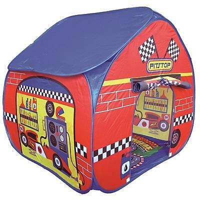 Pop-it-Up Pitstop Oyun Çadırı