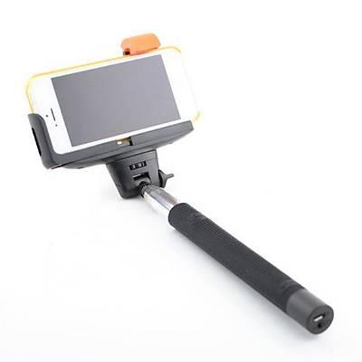 Universal Bluetooth Tuşlu Selfie Çubuğu