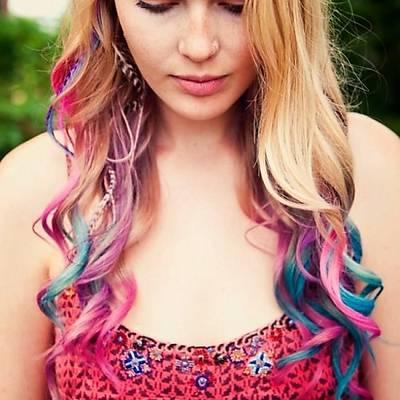 24 Renk Saç Tebeþiri - Hair Chalk