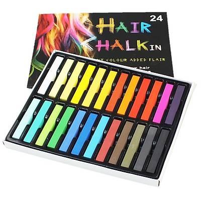 Saç Tebeşiri - Hair Chalk