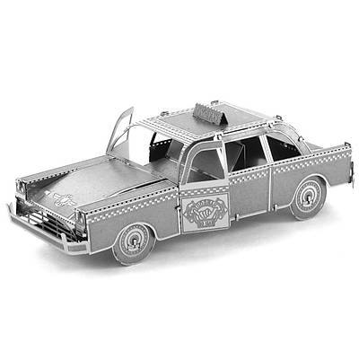 Metal Works - Checker Cab