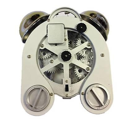 Mekanizması Görünen Çalar Saat