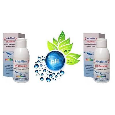 AlkaMine pH Damlası (Doğal)