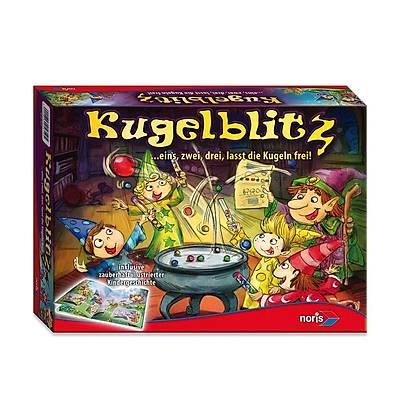 Sihirli Toplar - Kugelblitz - (Eğitici Oyun)