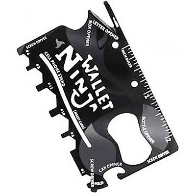 Wallet Ninja - Çok Amaçlý Kart