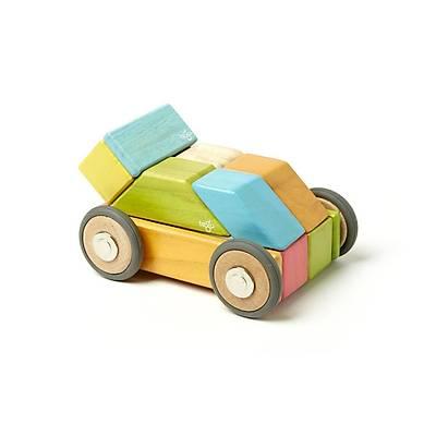 Tegu Magnetic Wooden Blocks - Manyetik Ahşap Bloklar