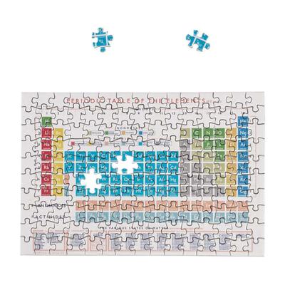 Periodic Table Of Elements - 150 Parça Periyodik Tablo Puzzle