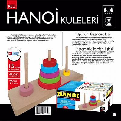 Hanoi Kuleleri - Tower of Hanoi