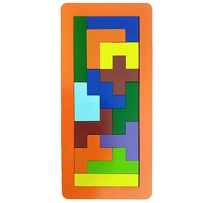 Ahþap Tetris