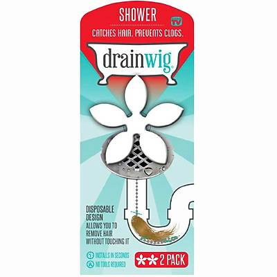DrainWig - Banyo Saç ve Tüy Toplayýcý