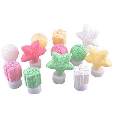 12 li Mini Led Dekor Lambalar