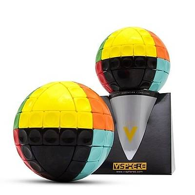V-SPHERE - 3D Sürgülü Küresel Bulmaca