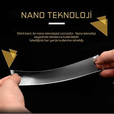 Sihirli Bant - Nano Bant