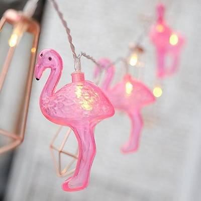 Flamingo Iþýk Zinciri Led Lamba