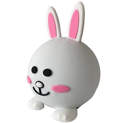 Kablosuz Sevimli Tavþan Hoparlör - Rabbit Speaker