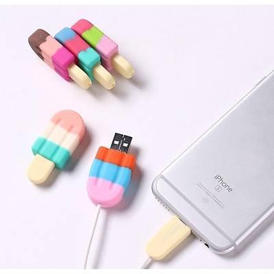 Silikon Dondurma Kablo Koruyucu - Cable Protector