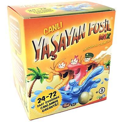 Yaþayan Fosil Mix - Canlý Triops Yetiþtirme Kiti