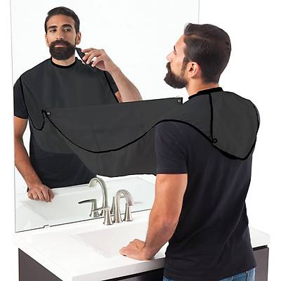 Pratik Saç Sakal Kesme Örtüsü