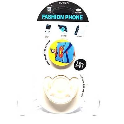 FashionPhone - Yeni Nesil Telefon Tutucu