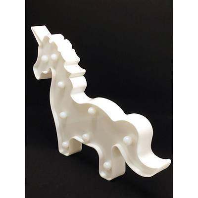 Unicorn Dekoratif Led Lamba