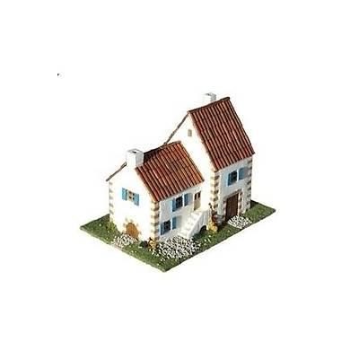 DIY Model House - Gerçek Taþ Ev