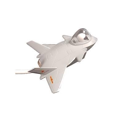 Dokunmatik Jet Uçak Masa Lambasý