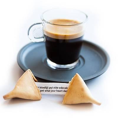 Şans Kurabiyesi Sevgi Mesajları - Forfun Fortune Cookie