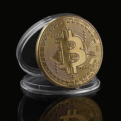 Bitcoin Fiziksel Madeni Parasý