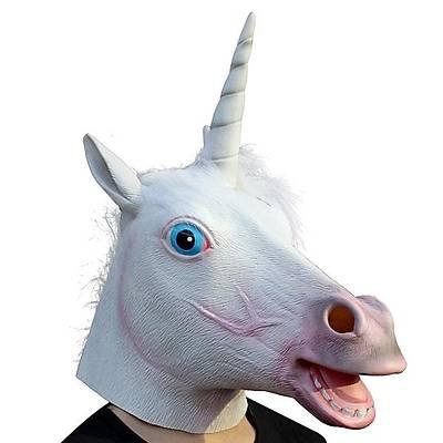 At Kafası Maskesi - Horse Head Mask