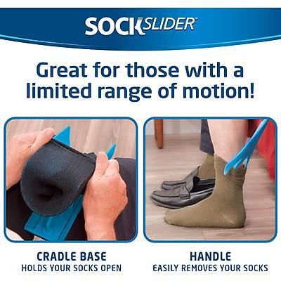 Pratik Çorap Giyme Aparatý - Sock Slider