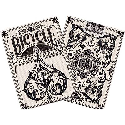 Bicycle Arch Angles Poker Destesi