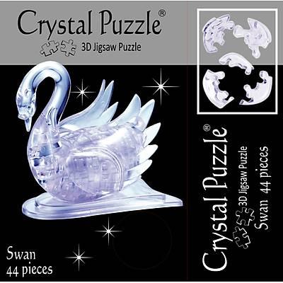 3D Crystal Puzzle Swan - 3 Boyutlu KuðuPuzzle