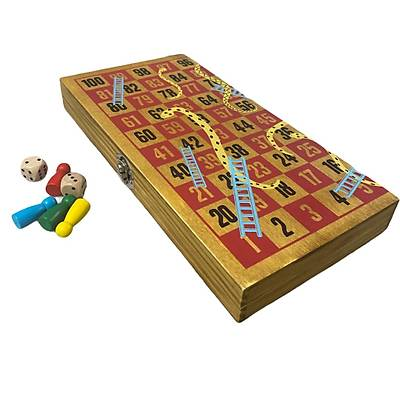 Professor Puzzle Snakes & Ladders - Yýlan Merdivenleri