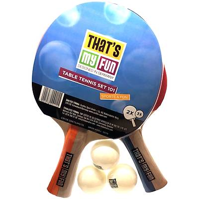 Thats My Fun Masa Tenis Raketi - Ping Pong