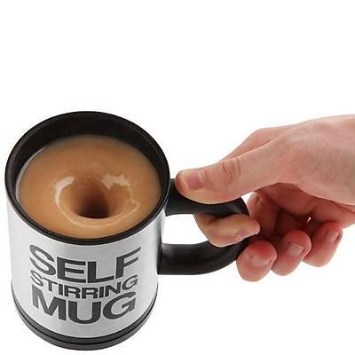 Self Stirring Mug - Mikser Kupa Bardak