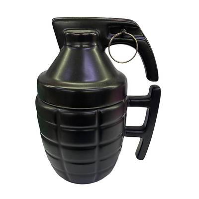Grenade Mug - El Bombasý Kupa