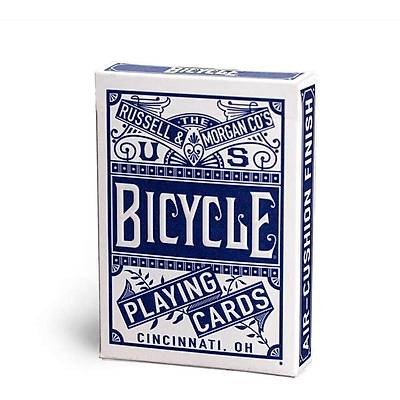 Bicycle Chainless Mavi Poker Oyun Kart Destesi