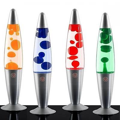 Dekoratif Lav Lamba - Lava Lamp