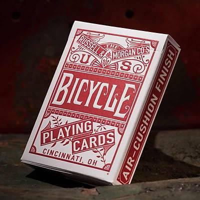 Bicycle Chainless Kýrmýzý Poker Oyun Kart Destesi