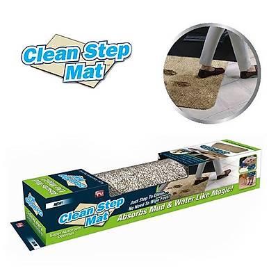 Clean Step Mat - Yýkanabilir Kapý Paspasý