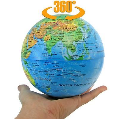 Sihirli Dönen Dünya LED Küre