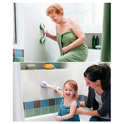 Kilitlenebilir Vantuzlu Banyo Tutacaðý - Helping Handle