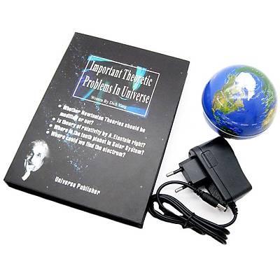 Levitating Globe - Havada Dönen Sihirli Dünya
