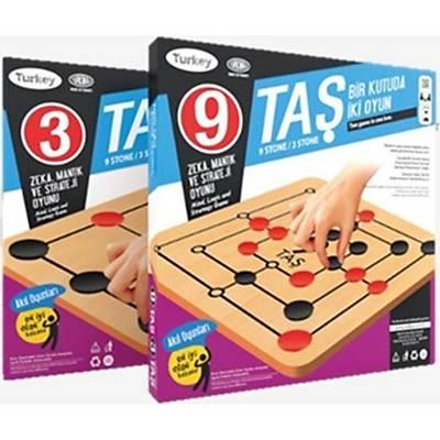 Retro 3 Taþ - 9 Taþ Oyunu
