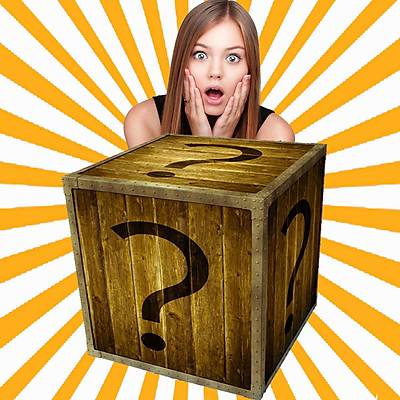 Gizemli Hediye Paketi - Mystery Gift Box
