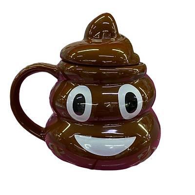 Emoji Poo Mug