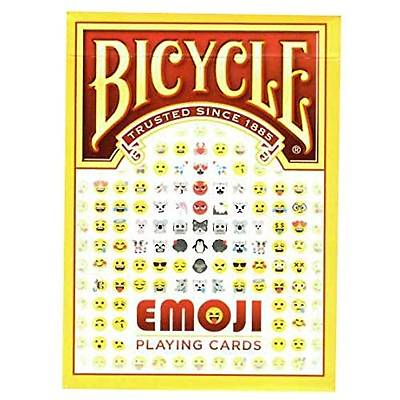 Bicycle Emoji Oyun Destesi