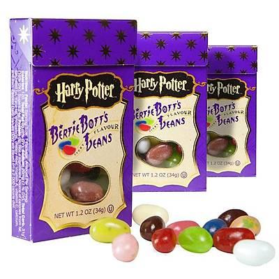 Bertie Botts - Every Beans Flavour - Harry Potter Şekerlemeleri