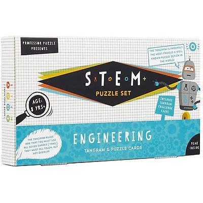 Professor Puzzle Stem Tangram Puzzle Set